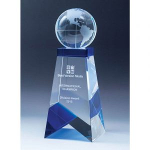 Optical Crystal Planet Award
