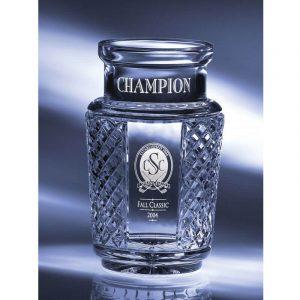 Golf Championship Award Palmetto Vase