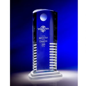 Optical Crystal Mythic Award