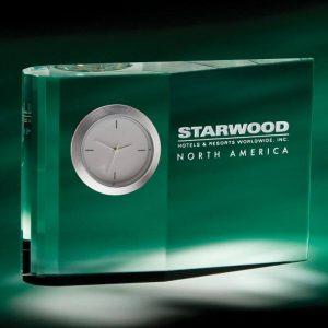 Zilo Desk Clock Award
