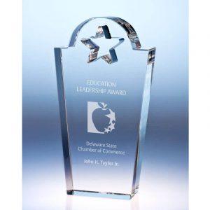 Star Xtraordinaire Optical Crystal Award