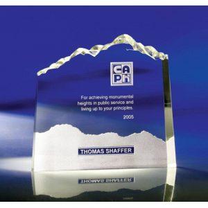 Himalaya Optical Crystal Mountain Award