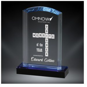 Amsterdam Royal Select Crystal Award