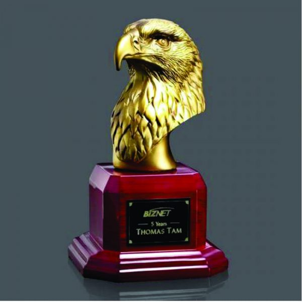 American Eagle Head Liberty Leadership Award