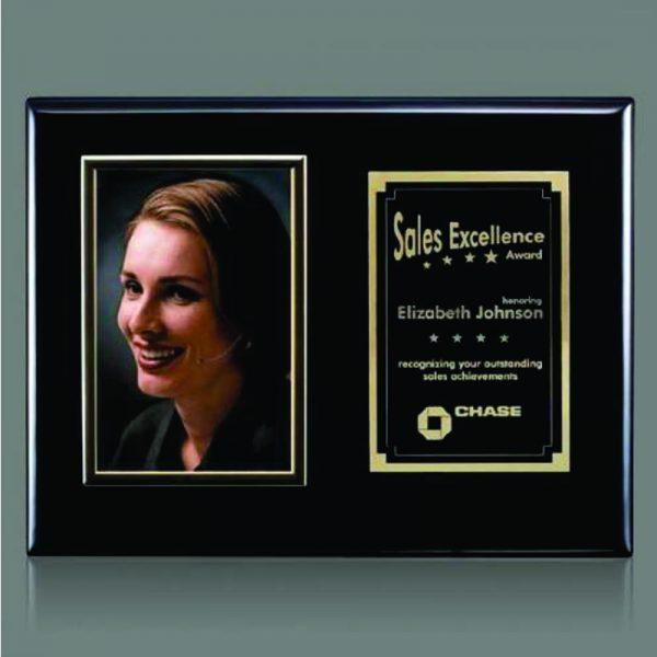 Photo Frame Plaque Award