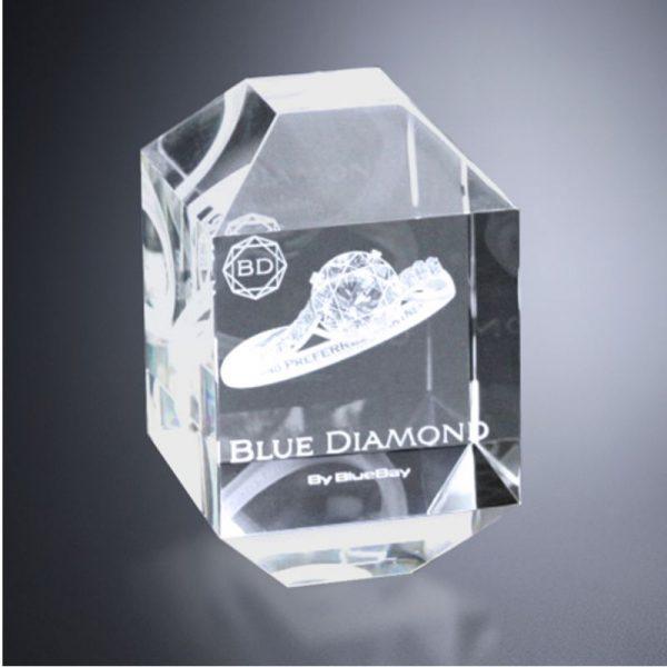 Victoria 3D Optical Crystal Award