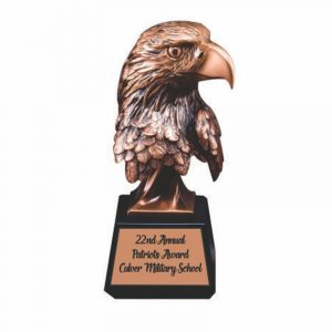 Dutiful American Eagle Head Award