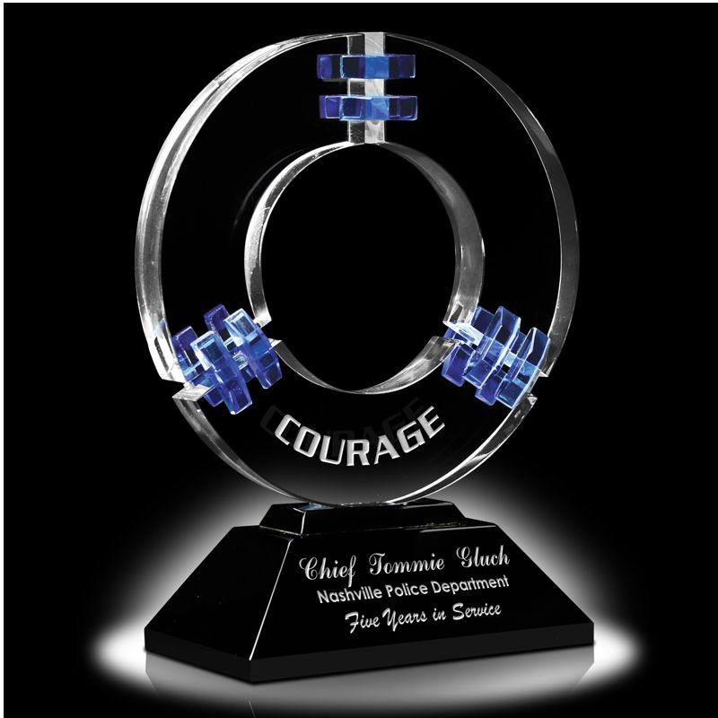 Galaxy Quest Ship Designs: Galaxy Quest Optical Crystal Award