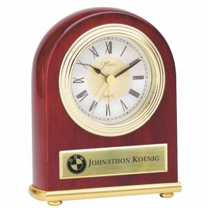Domed Desk Clock