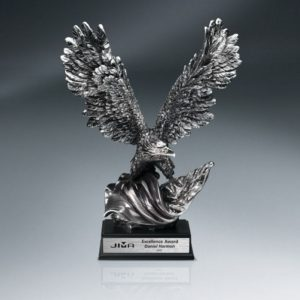 Silver Eagle Resin Award